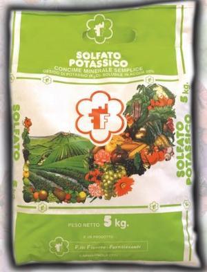 Concime Solfato Potassico 5 Kg