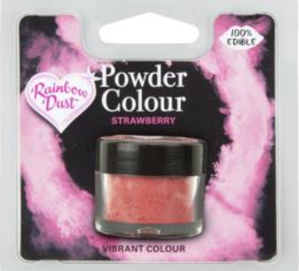 Powder Colour Strawberry