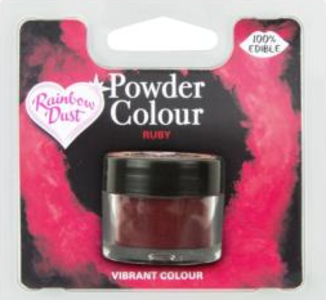 Powder Colour Ruby