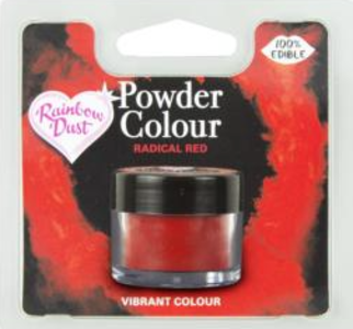 Powder Colour Radical Red
