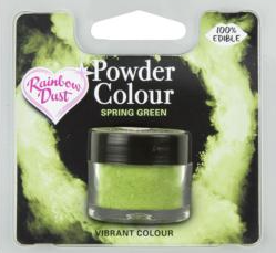 Powder Colour Spring Green