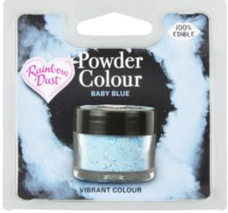 Powder Colour Baby Blue