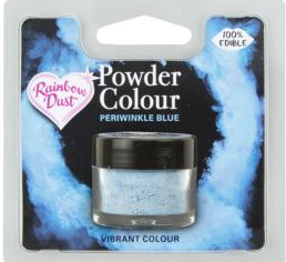 Powder Colour Periwinkle Blue