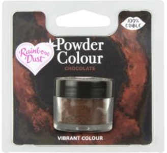 POwder Colour Chocolate