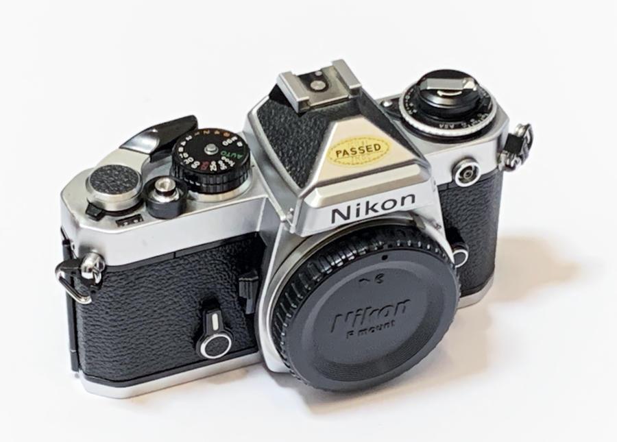 Nikon FE reflex analogica - Usato, come nuova