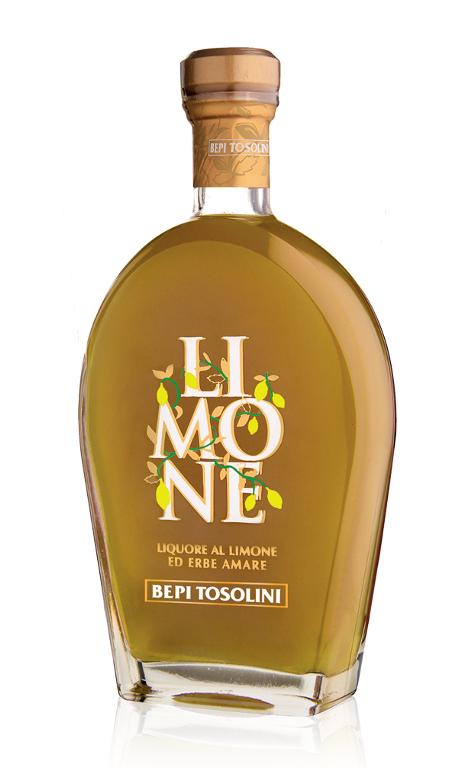 Liquore Limone alle Erbe