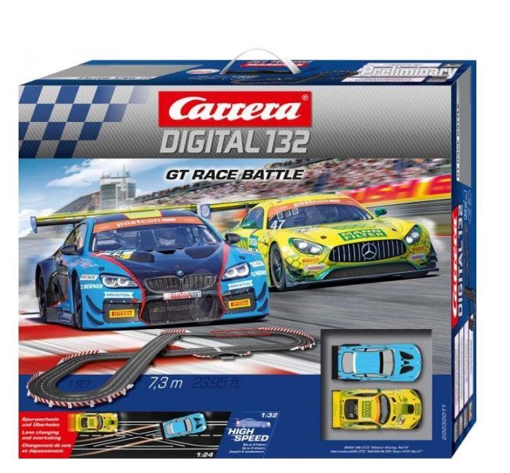 Autopista Elettrica Carrera DIGITAL 132 Race Battle