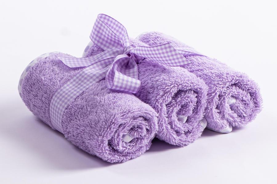 Weleda Baby Set con Crema Protettiva Calendula e Lavette Cotone Bambini 30x30