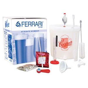 Kit Produzione Birra Eco Ferrari Group