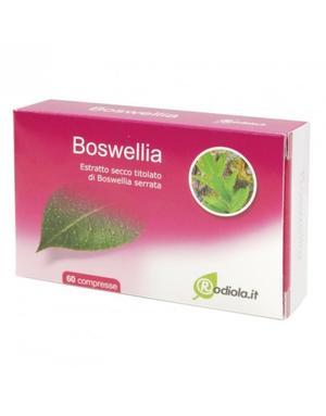 Boswellia ES 60 cps - Rodiola