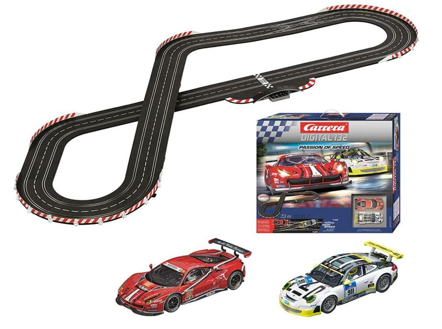 Autopista Elettrica Carrera DIGITAL 132 Passion of Speed