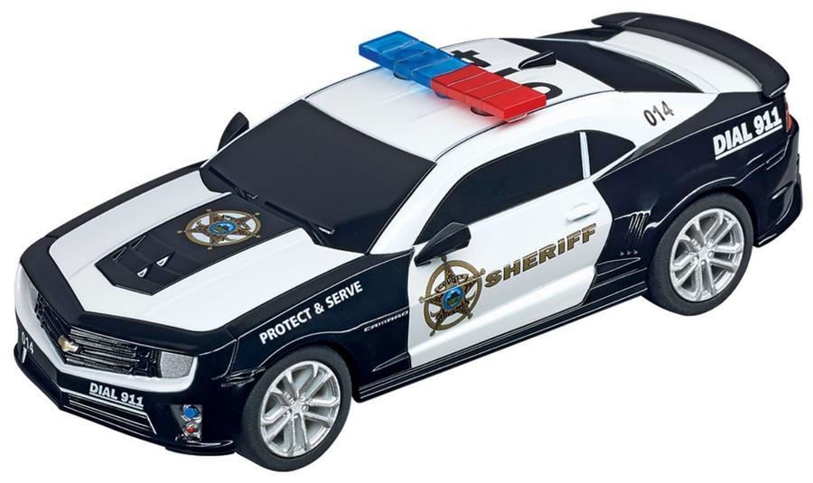 Autopista Elettrica Carrera GO!!! Highway Patrol