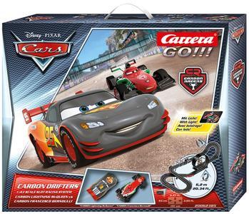 Autopista Elettrica Carrera GO!!! Carbon Drifters