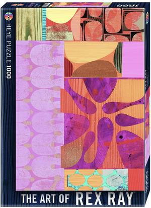 L'arte di REX RAY - puzzel Freyburg 1000pz 50 x 70 cm - Heye 29527 - 6+ anni