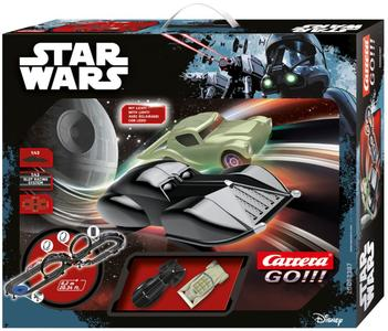 Autopista Elettrica Carrera GO!!! Star Wars