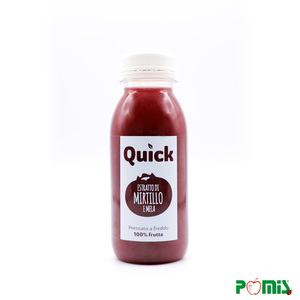 Estratto di mirtillo e mela Quick 250 ML