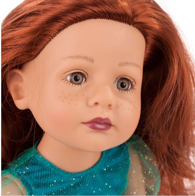 Bambola in Vinile Little Kidz di Gotz in Edizione Firmata qualità Made in Germany