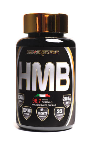 HMB Idrossi-metil-butirrico - confezione da 100 capsule
