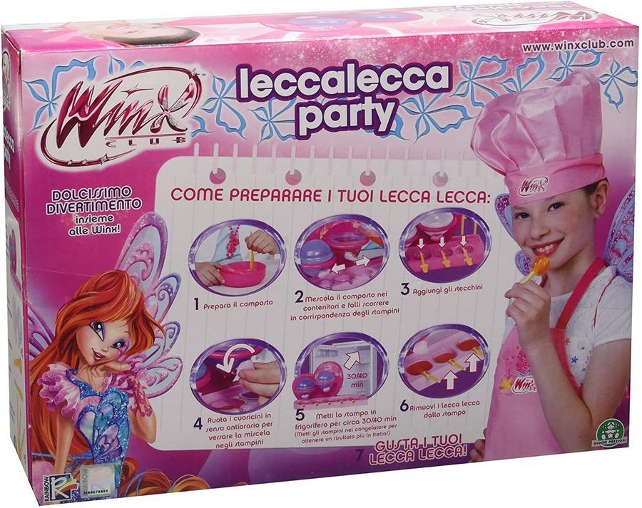 VWinx - Lecca Lecca Party - Giochi Preziosi 21804 - 3+ anni