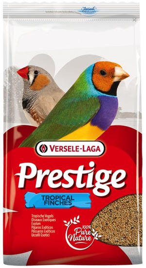 PRESTIGE TROPICAL FINCHES - MIX UCCELLI ESOTICI - 1 KG.