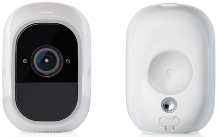 Sistema di Videoregistrazione Multiplo All-In-One (tecnologia Arlo)
