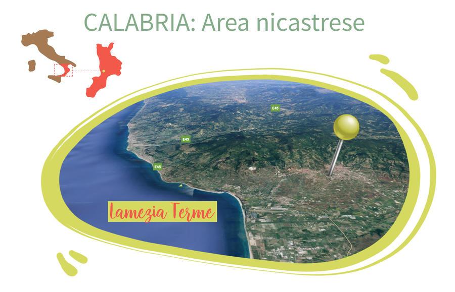Fusilli, Impasteria Calabra, 500gr