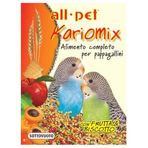 ALL PET KARIOMIX MISCELA PAPPAGALLINI - 500 GR.