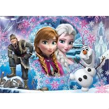 Puzzle Supercolor frozen 2 Disney