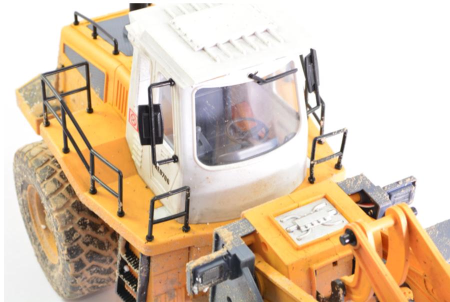 Pala Gommata da Cantiere RC Radiocomandata 2.4G Premium Label di HOBBY ENGINE