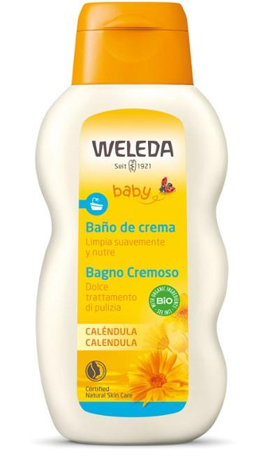 Weleda Baby Calendula Bagno Cremoso