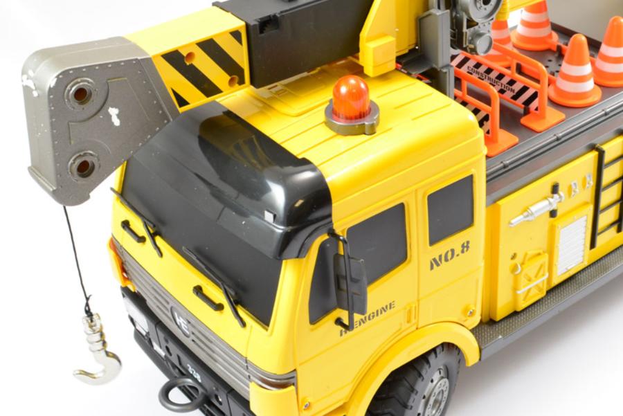 Camion con Gru RC Radiocomandato 2.4G Premium Label di HOBBY ENGINE