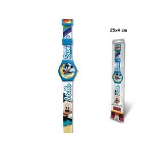 Mickey Mouse Topolino orologio analogico in scatola