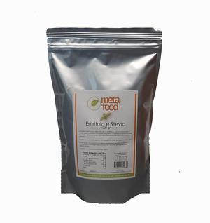 Eritritolo+Stevia 1 kg - Dolcificante naturale