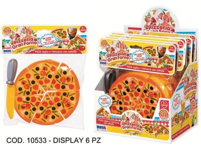 PIZZA IN BUSTA  C/VELCRO