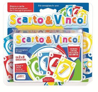 SCARTO E VINCO!