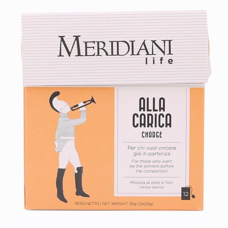 Meridiani Tisana Alla Carica
