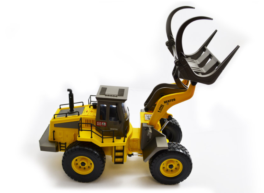 Caricatore Forestale RC Radiocomandato 2.4G Premium Label di HOBBY ENGINE