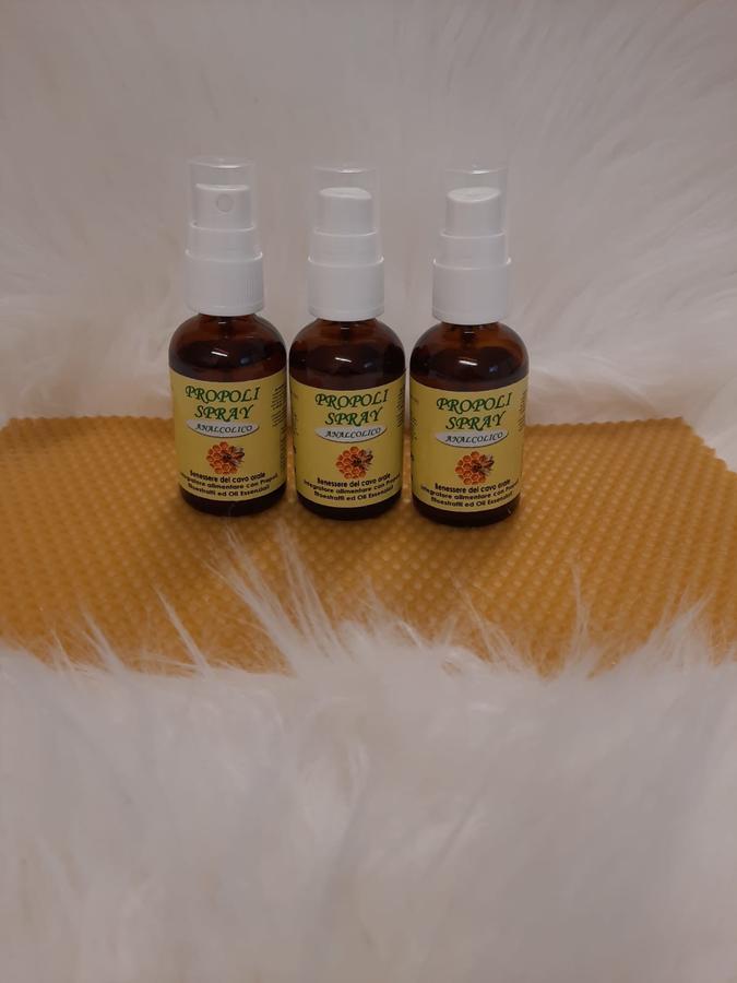 Propoli Spray Analcolico