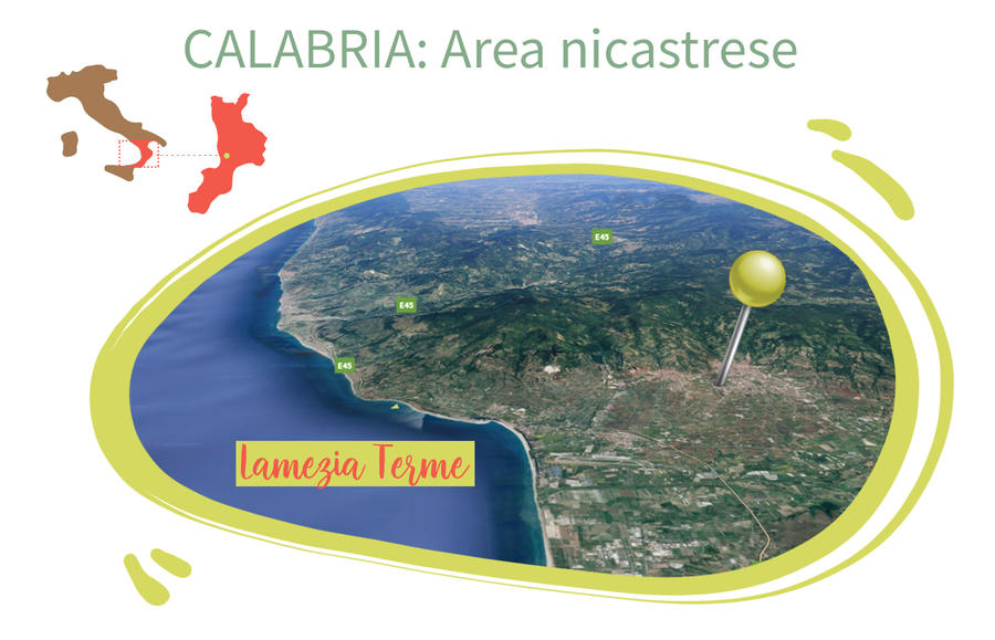 Pancetta  Dolce di Suino Nero, Salamarìa Calabra, 0,250 gr