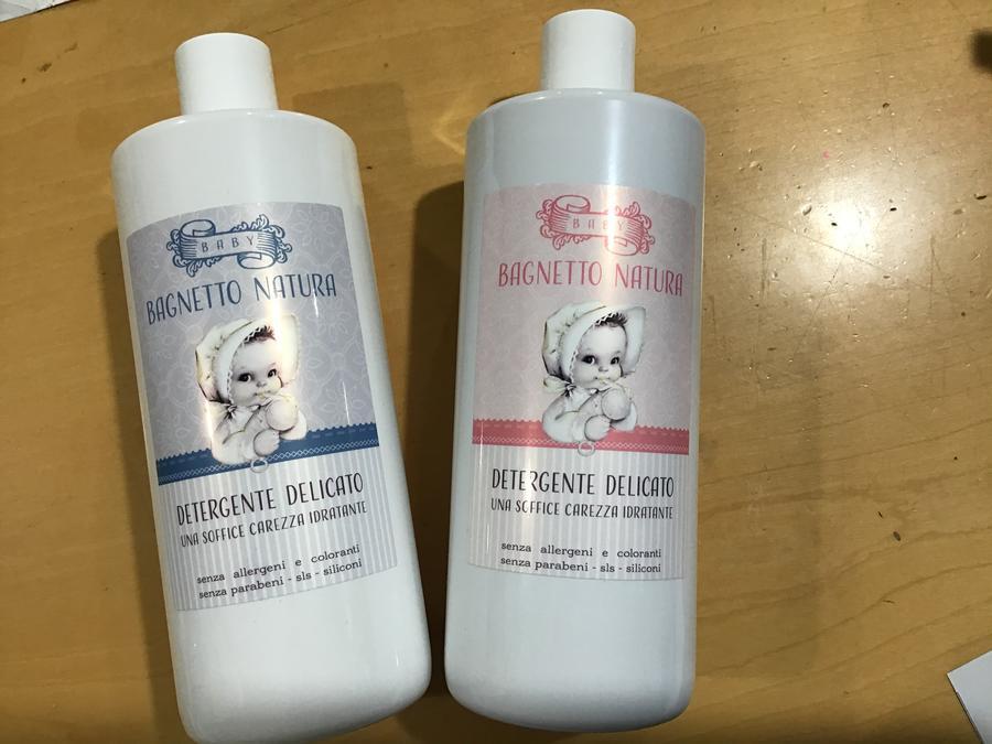 Detergente Bagnodoccia Delicato per Bimbi