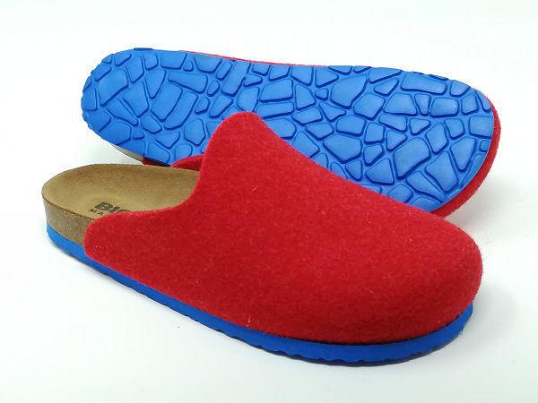 Ciabatta Merinos Rosso - BIOLINE
