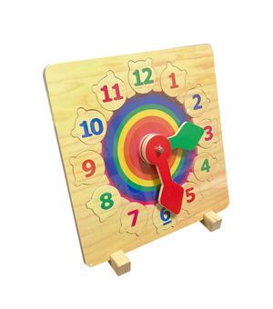 Impariamo numeri e ore - Mixo 1711 - 3+ anni
