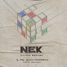 IL MIO GIOCO PREFERITO CD NEK 2020 Parte Seconda con autografo