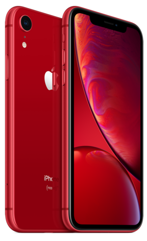 iPhone XR 128 GB  RED   (solo un pezzo)