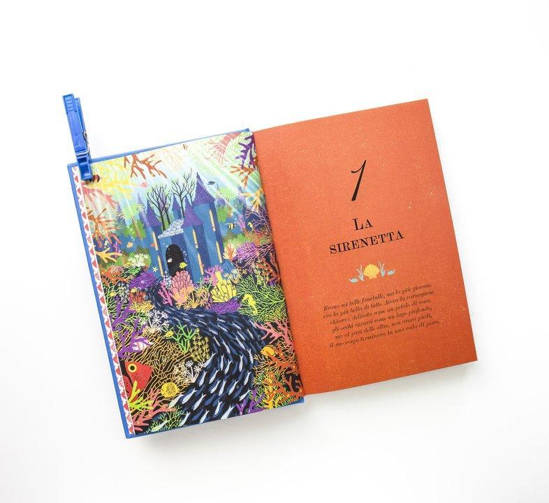 La sirenetta. Edizione illustrata da Minalima