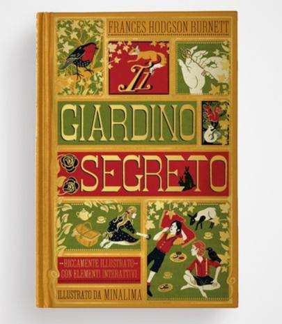 Il giardino segreto. Edizione illustrata da Minalima
