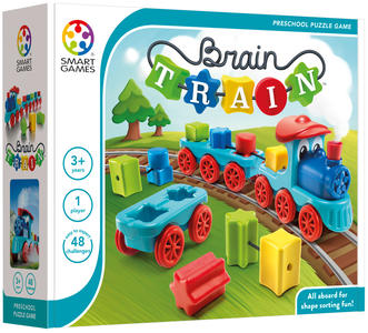 Brain Train - Il treno dei sogni