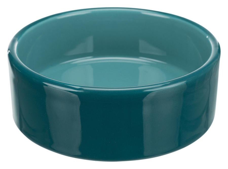 Trixie Ciotola Ceramica - colore Turchese -  ø 16