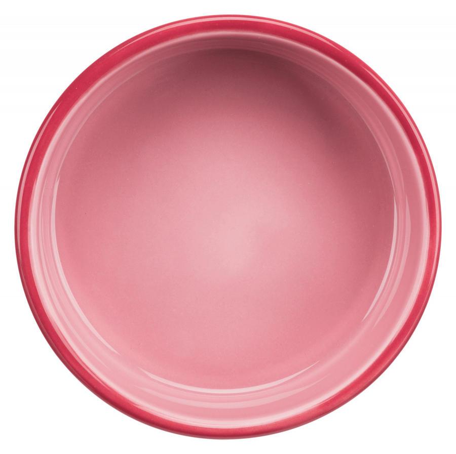 Trixie Ciotola Ceramica - colore rosa -  ø 16