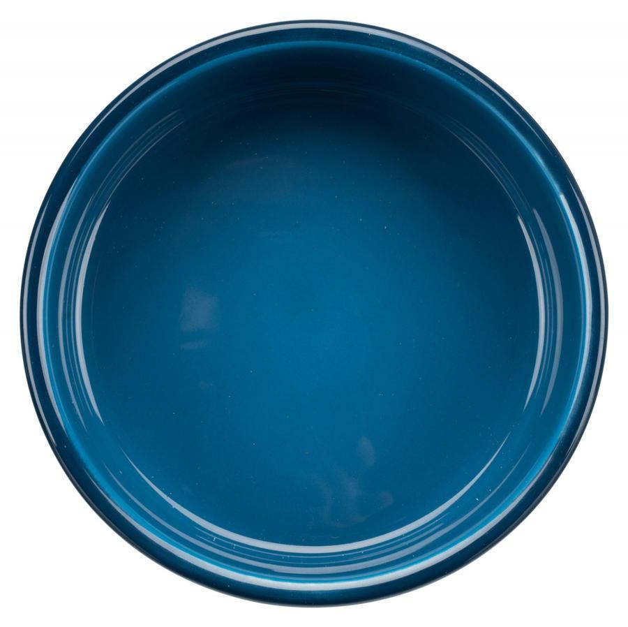 Trixie Ciotola Ceramica - colore blu -  ø 16
